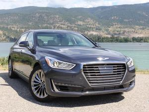 Genesis G90 review: The new luxury