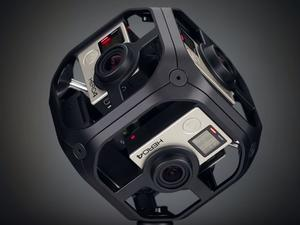 GoPro's Omni VR rig launches Aug. 17 for $5,000