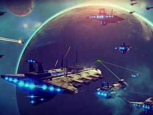 No Man's Sky's launch trailer is here - I can't believe I just wrote those words