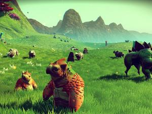 The monotony of No Man's Sky is starting to get to me