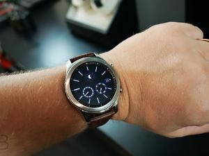 Gear S3 Classic LTE is heading to AT&T sooner than you think