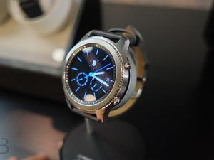 Galaxy Watch to Stick with a Trusted Platform
