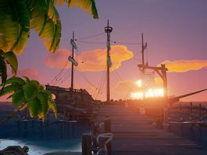 Sea of Thieves takes port with more swashbuckling gameplay from Gamescom 2016