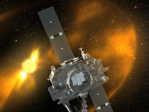 NASA finds spacecraft that was lost for almost two years