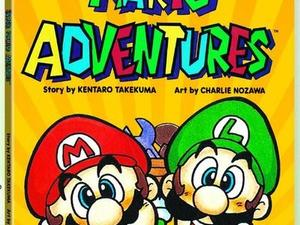 Super Mario Adventures comic will be getting a re-release from VIZ Media
