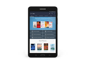 Barnes & Noble announces Galaxy Tab A NOOK built by Samsung