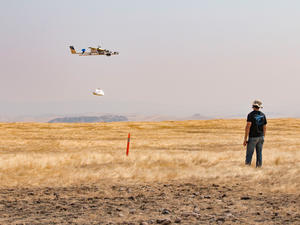 Alphabet and Chipotle team up for burrito delivery drones test