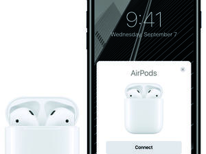 Apple AirPods said to hit Apple Stores on Monday