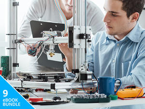 The ultimate resource for building robots, 3D printers, and other tech marvels
