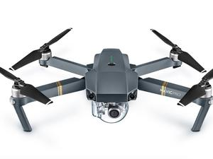 DJI's Mavic Pro drone can fit in the palm of your hand