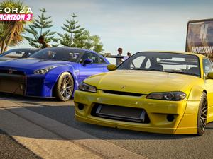 Forza Horizon 3's first patch fixes Windows 10 frame stuttering, improves wheel support