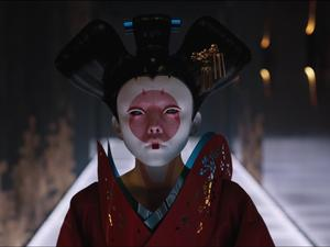 Ghost in the Shell: Check out nearly five minutes from the upcoming movie