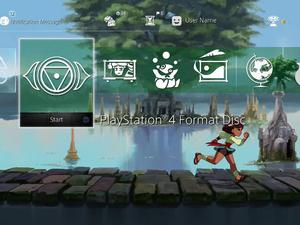 Indivisible getting its own PS4 dynamic theme as development chugs along