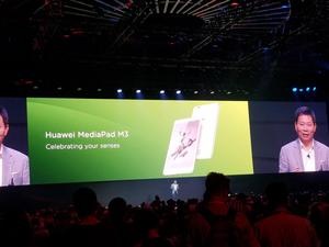 Huawei MediaPad M3 Android tablet revealed!