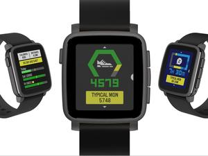 Pebble update adds new health and iOS functions