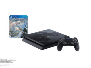 The gorgeous Final Fantasy XV PS4 Slim bundle is coming to America