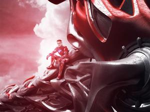 Power Rangers movie posters tease new Zords