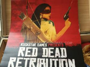 This Red Dead Retribution poster is completely made up, despite rumors