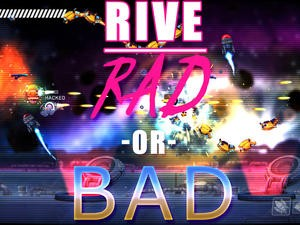 RIVE, an insanely tough SHMUP - Is it RAD or BAD?