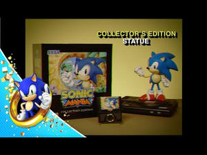 Sonic Mania Collector's Edition gets a retro infomercial straight from the 90s