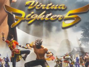 Virtua Fighter 5 coming to PlayStation 4, but you'll need Yakuza 6 to play it