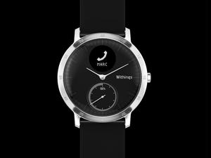 Withings Steel HR is a gorgeous watch that's also smart