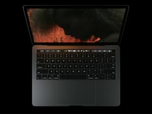 MacBook Pro with Touch Bar unveiled