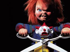 Chucky totally freaked me out as a kid