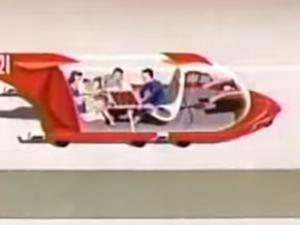 Disney's Magic Highway from 1958 is a beautiful glimpse into the future