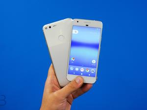 Harvey victims can get their Google Pixel fixed for free