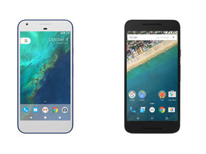 Google Pixel vs Nexus 5X spec shootout