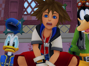 Entire Kingdom Hearts series coming to the PlayStation 4 next year