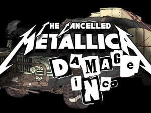 Metallica had cancelled a post-apocalyptic video game, and here's gameplay footage