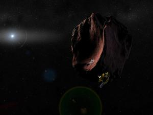 New Horizons targets mysterious red object a billion miles beyond Pluto