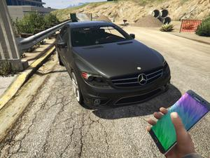 Samsung goes after GTA V's exploding Galaxy Note 7 mod
