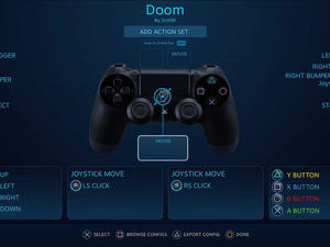 Steam is getting native support for the PlayStation 4 controller