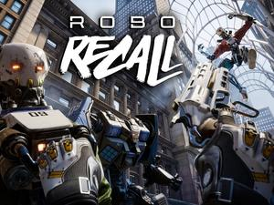 Robo Recall brings funny, frenetic gunplay to Oculus Touch, and it's free