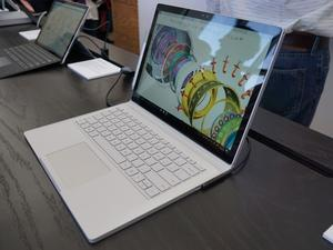 Surface Book with Premium Base hands-on: Microsoft's powerful laptop is even better