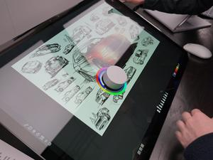 Microsoft's Surface Dial will work with these apps at launch