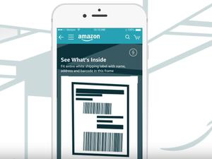 Amazon's crazy X Ray iPhone feature can show you what's in your boxes