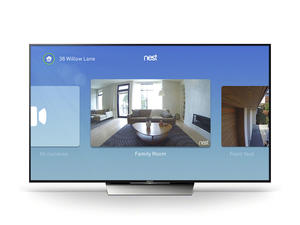 Nest Camera feeds come to Android TV, soon Apple TV
