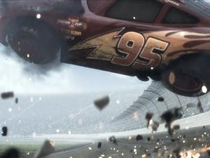 Cars 3 sneak peek shows an older, slower Lightning McQueen
