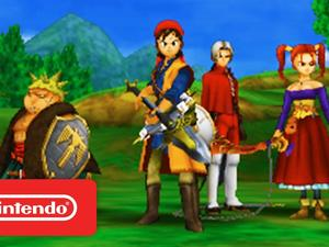 Dragon Quest VIII coming to Nintendo 3DS next January