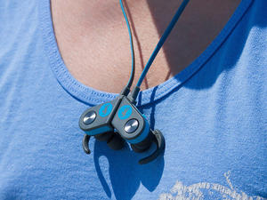 These wireless magnetic Bluetooth earbuds are water-resistant sound great and cost under $30