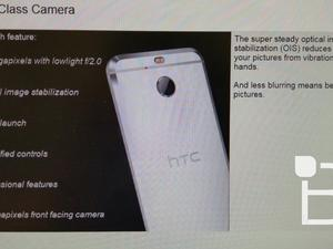 HTC Bolt reveal coming Nov. 11, Quad HD display, IP57 rating in tow