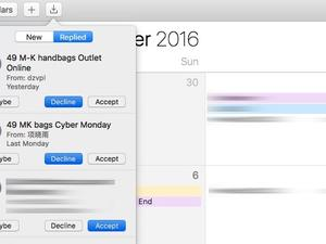 Apple says it's going to fix all the recent calendar spam