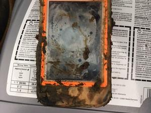 iPhone somehow survives at the bottom of an icy lake for several months
