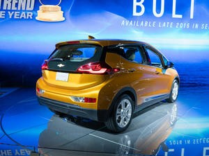 Chevy Bolt EV first look: Electric power meets affordable design