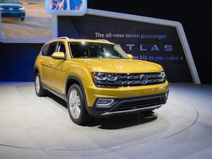 VW Atlas first look: A new entry into the family SUV segment