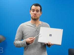MacBook Pro disappointment is driving Surface sales boom, says Microsoft